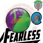 Brunswick Pro  Fearless 11/18 Bowlingball Featuring DOT